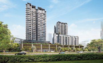 The-M-Mixed-Development-Street-Level-View-singapore