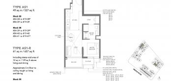 the-m-condo-floor-plan-1-bedroom-study-as1