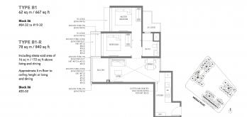 the-m-condo-floor-plan-2-bedroom-b1