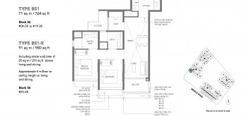 the-m-condo-floor-plan-2-bedroom-study-bs1