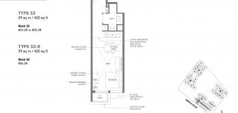 the-m-condo-floor-plan-studio-s3
